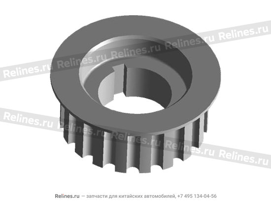 Gear - crankshaft timing - 480-1005051