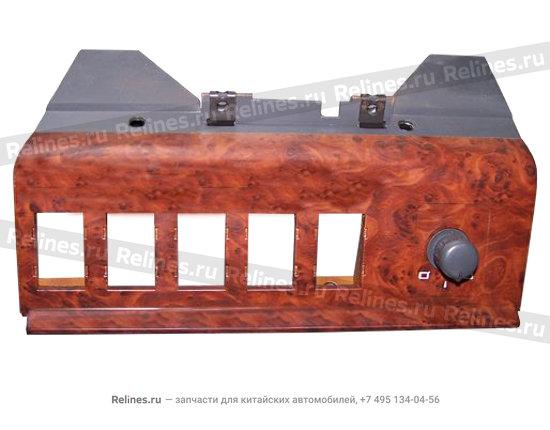 Panel - center