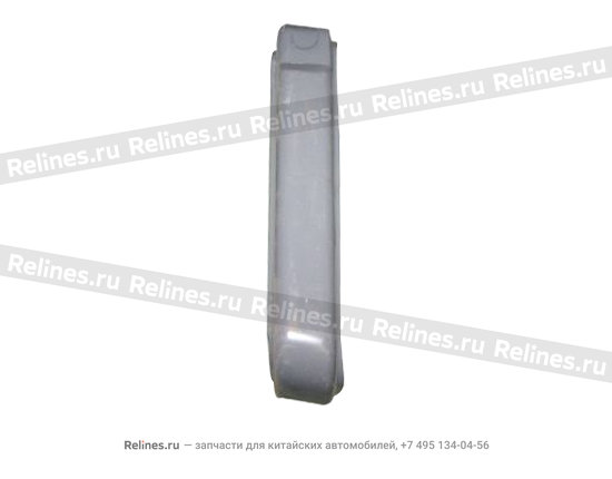 Reinforcement - hinge lower LH
