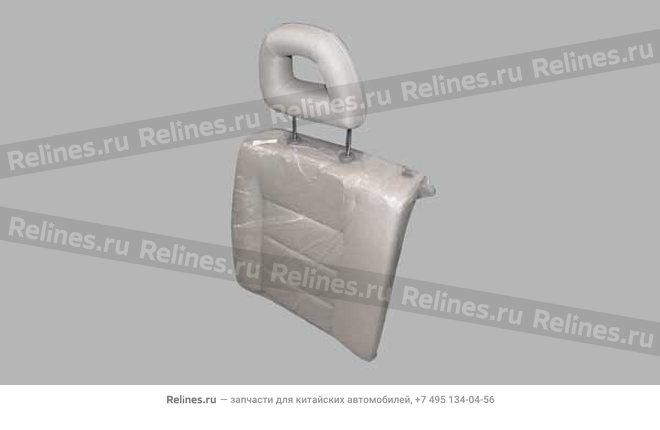 Back L r.seat - A15-7005010BU