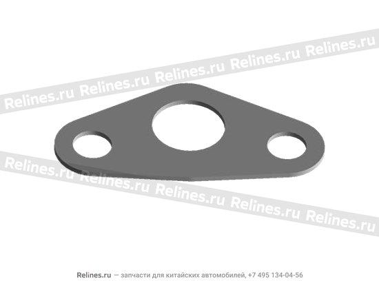 Шайба уплотнительная соединительного фланца - 480-1010021