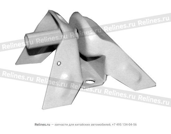 Кронштейн усилителя пола левый - A11-5100170-DY