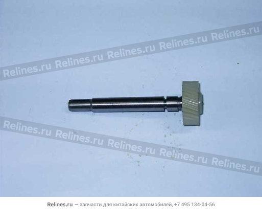 Шестерня привода датчика скорости ведомая - 3170121005