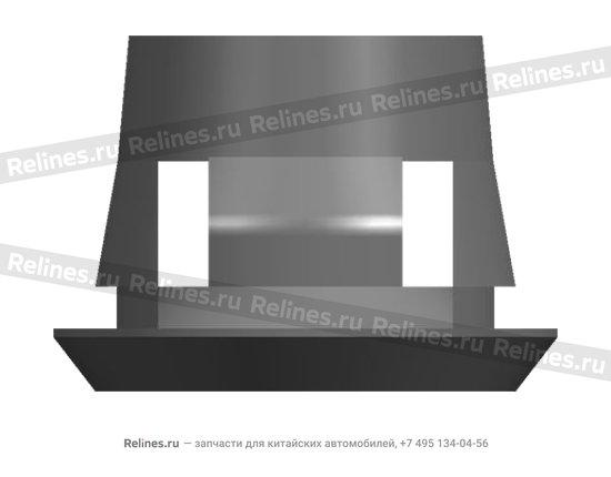 Пистон накладки порога (втулка) - A11-5101033