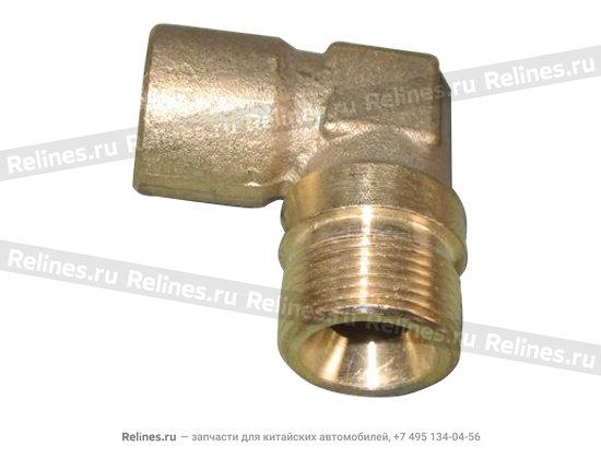 Elbow - combination valve - A15-1153125