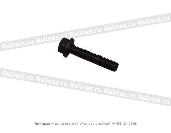 Screw - reverse gear idle wheel shaft - A15-1701614NV