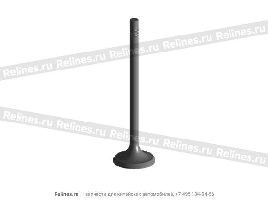 Valve-exhaust - A15-1007012