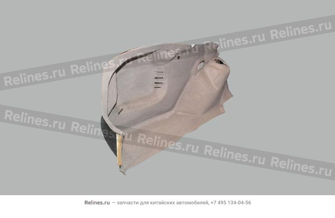 Mould assy - rear arch LH - A15-5101010BC