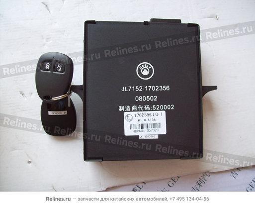 Блок управления - 1017002356-01