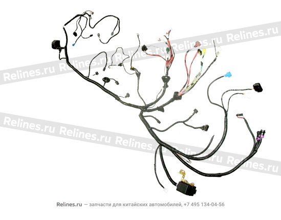 Cable assy - FR chamber