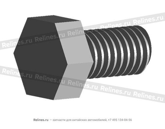 Bolt-fly wheel assy - A15-1005121