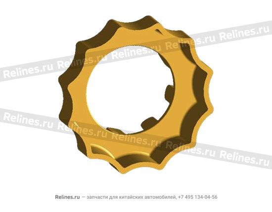 Стопорное кольцо ступичной гайки