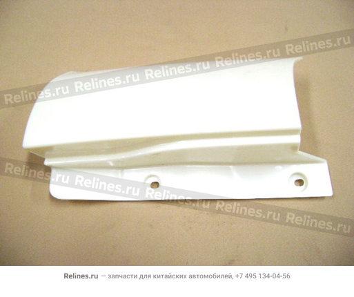 Накладка заднего бампера верхняя левая - 5401665-M00