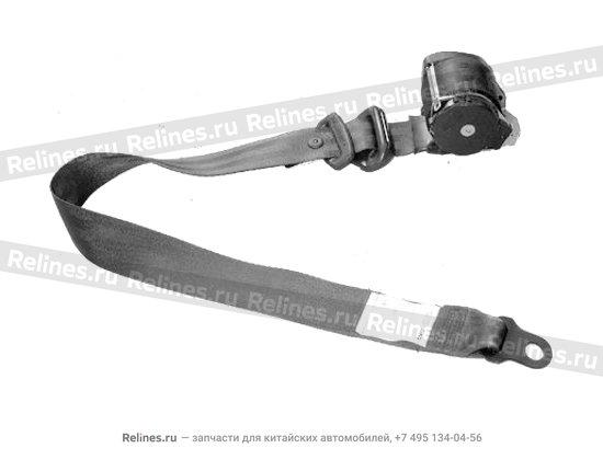 Ремень безопасности передний левый - A15-8212010