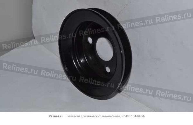 Шкив насоса гидроусилителя (ГУР) - A11-3407011