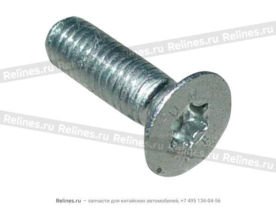 Screw - countersunk head(M6x20) - A15-482208CV