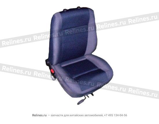 Сиденье переднее левое - A15-6800010BW