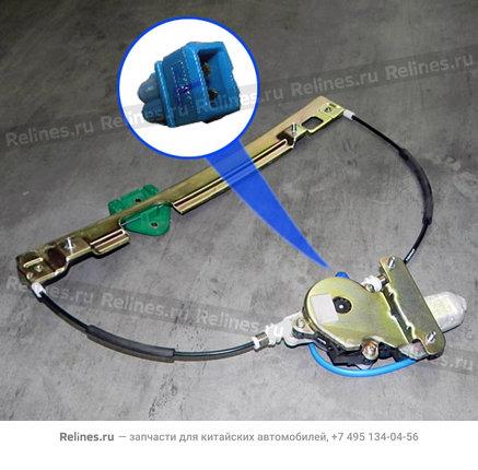 Стеклоподъемник двери передней левой - A11-6104110AB