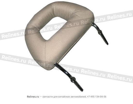 Headrest - seat - A15-8BV6800190BQ