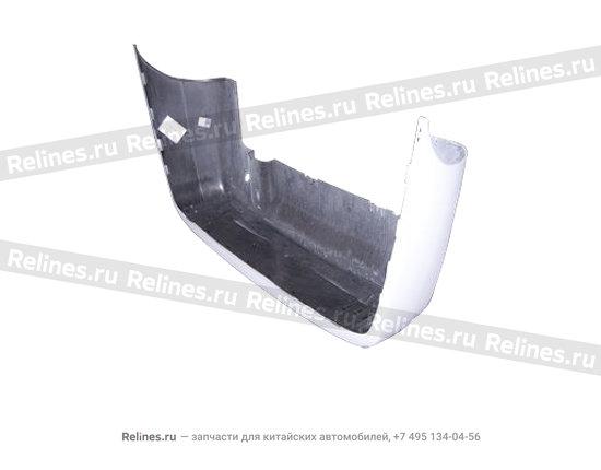 Бампер задний - A15-2804500BA-DQ