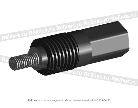 Accelerator pedal limit screw assy - A11-1108315