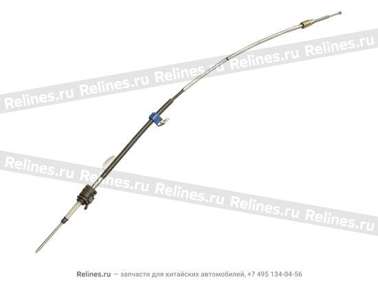 Wire - flexible shaft