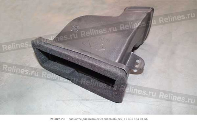 Single duct assy