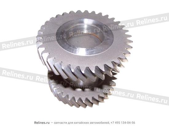 Gear - dooriven (3RD,4TH) - A15-1701507NV