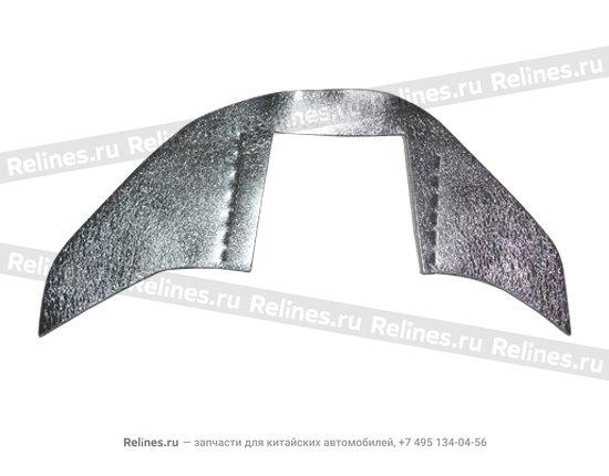 Central aisle front cushion - A11-5110033BA