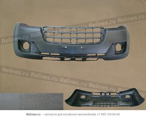 Бампер передний (New) - 2803301-K46