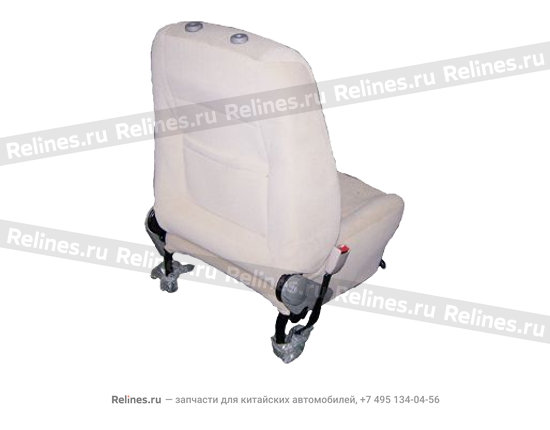 Seat assy - FR LH - A11-6800010CA