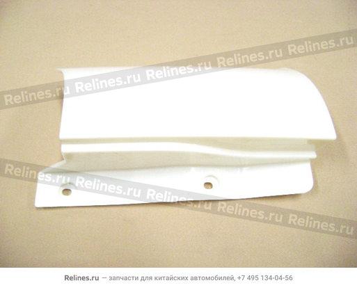 Накладка заднего бампера верхняя правая - 5401666-M00