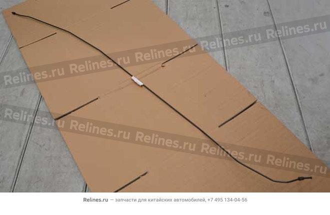 Трубка тормозная задняя правая - A13-3506150