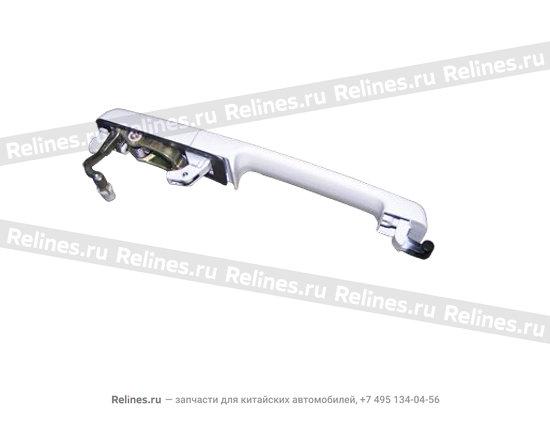 Handle - RR door otr LH - A11-8CB6205110DQ