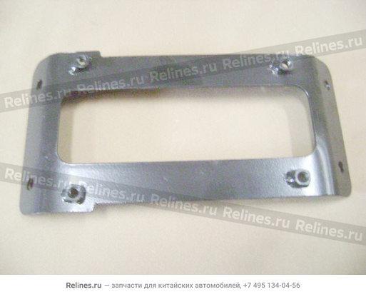 Кронштейн крепления блока управления двигателем (новый салон) - 3612011-K00