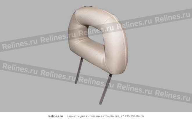 Headrest - seat - A15-6800190BS