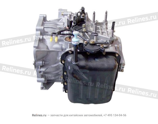 Коробка передач автоматическая (АКПП) - F4A4BK1-N1Z