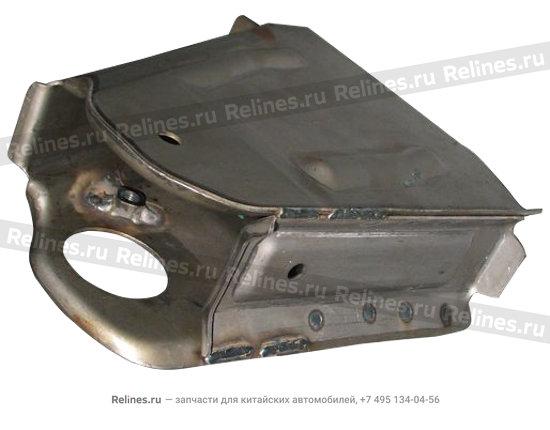 """Изображение продукта """"Bracket assy-fr steel spring LH"""""""