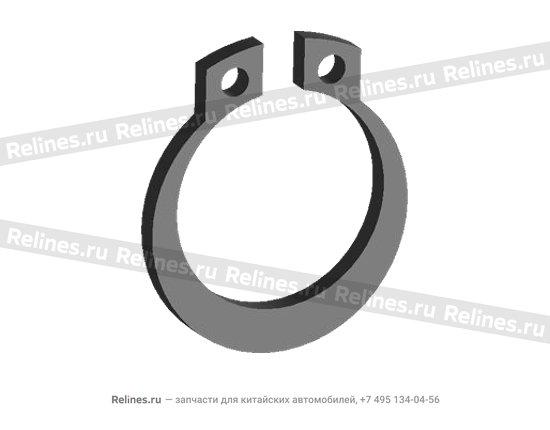 Кольцо стопорное дифференциала КПП металлическое - 015409179aa
