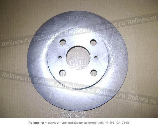 Диск переднего тормоза - 3501103-M00
