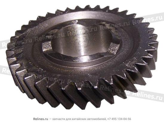Gear - dooriven 2ND - A11-3AD015311261AC