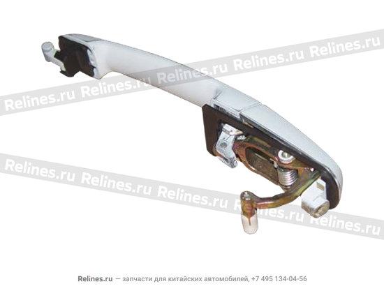 Ручка двери наружная задняя правая - A15-6205180-DQ