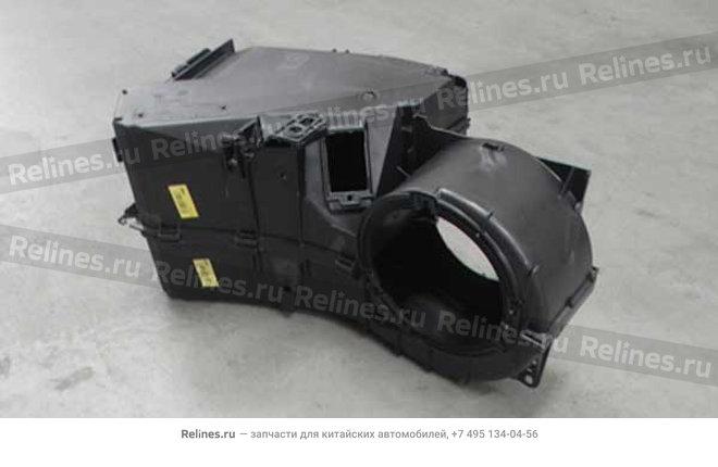 Короб вентил пласт - A11-8107019
