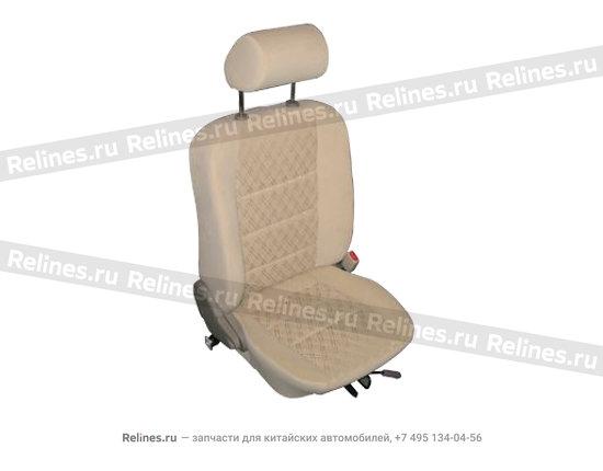 Seat assy - FR RH - A15-6800020CB