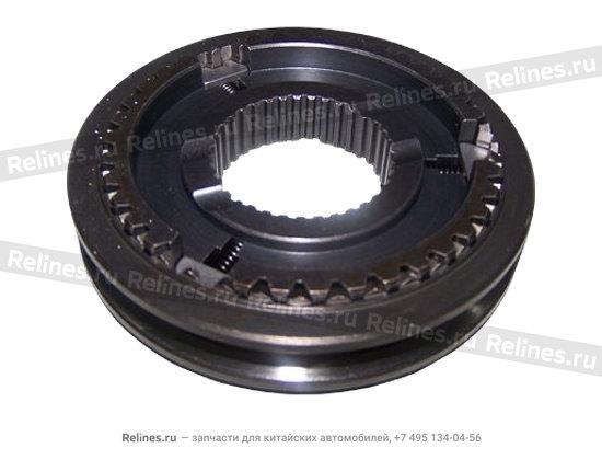 Synchronizer assy - clutch(3RD&4TH) - QR520-1701360