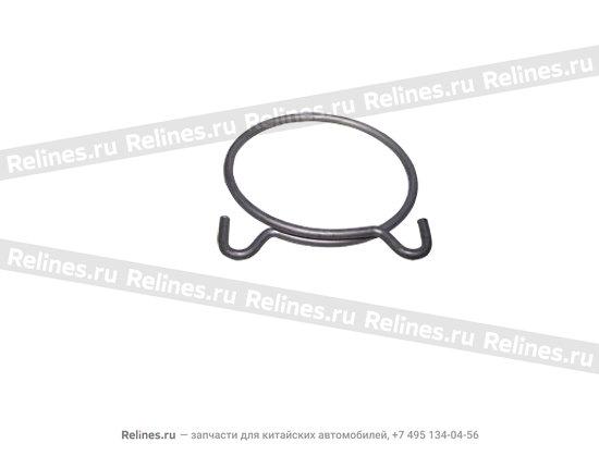 Кольцо стопорное (хомут) пыльника рулевой рейки - A11-3400111