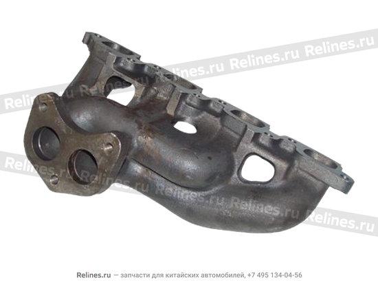Коллектор выпускной - 480EF-1008111