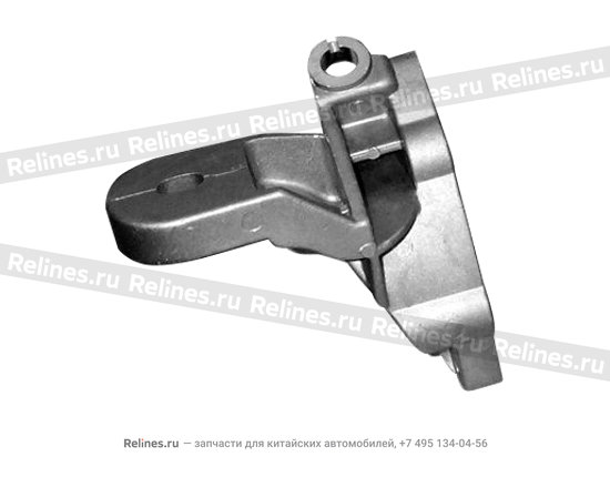 Кронштейн опоры двигателя левый - A11-1001211