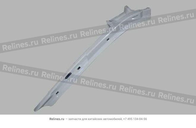 Стойка крыши передняя внутренняя левая - A11-5400700-DY