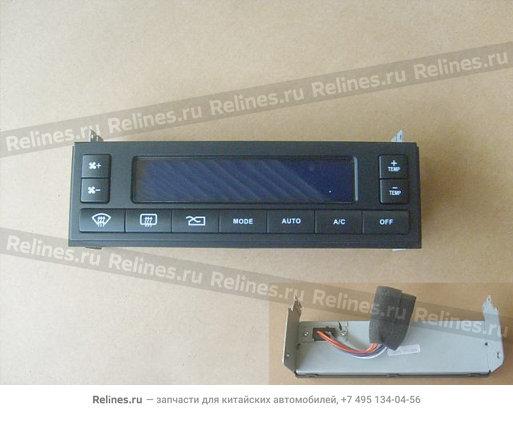 Блок управления климат контролем (суперлюкс) - 8112400-K00